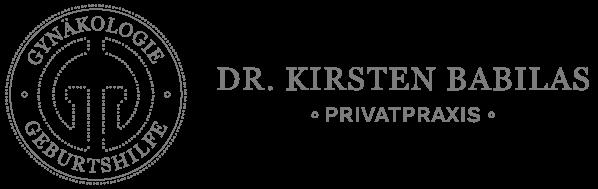 Logo von Frau Dr. Kirsten Babilas in Regenbsurg | Frauenarzt